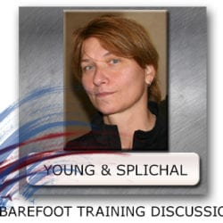 Emily Splichal Barefoot Training Interview - Foot Strike In Running - Barefoot Running