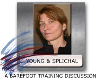 Emily Splichal Barefoot Training Interview - Foot Strike In Running - Barefoot Running