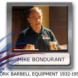 York Barbell History, York History, Barbell Equipment History