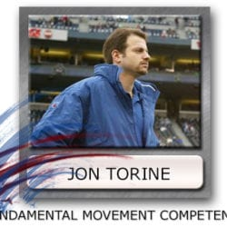 Jon Torine Screening Football Players, Movement Competency For Football, Strength Coach For Nfl
