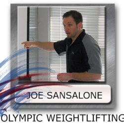 Learning Olympic Lifting - Olympic Lifting Program - Training The Olympic Lifts