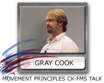 Gray Cook Movement Principles - What Are Movement Principles - Functional Movement Screen Patterns