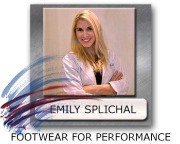 Emily Splichal Footwear - Footwear For Performance - Newest Athletic Footwear