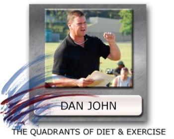 Dan John Quadrants - Bus Bench Vs Park Bench Workouts - Quandrants For Athletes