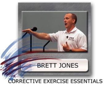 Brett Jones Correctives, Importance Of Corrective Exercise, Key Corrective Exercises