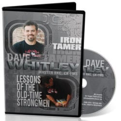 iron tamer strongman video, david whitley strongman, dave whitley strongman stunts