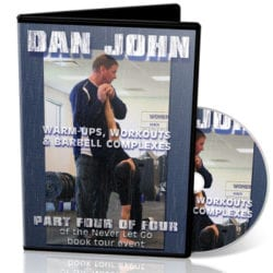Dan John Warmups Techniques